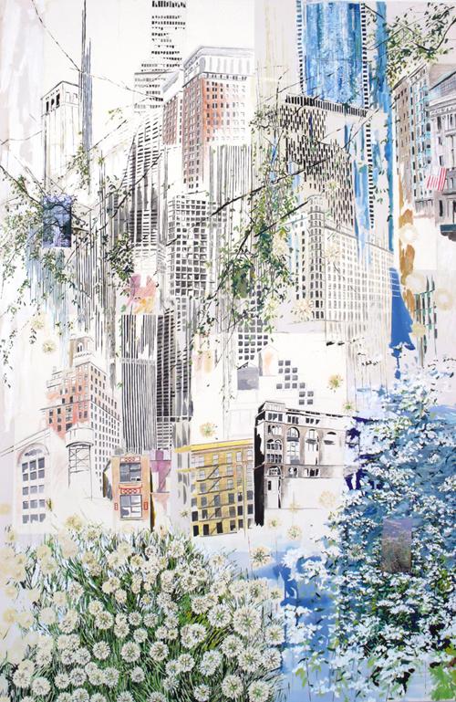 Vertical Central Park  I