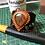 Thumbnail: Bracelet artisanal en cuir et JASPE ROUGE