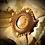 Thumbnail: Bracelet cuir/ cordon et Jaspe Mariam