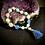 Thumbnail: Bracelet artisanal Aigue marine, Jade, Quartz rose, turquoise