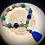Thumbnail: Bracelet artisanal inspiration tibétaine