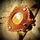 Thumbnail: Barcelet cuir/ cordon  et Bois fossilisé