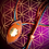 "Thumbnail: Pendentif artisanal cuir ""Hermès"" Labradorite"