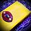 Thumbnail: Pochette artisanale en cuir «tabac à rouler»