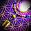 Thumbnail: Collier artisanal «mala» de protection : Oeil de tigre