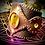 Thumbnail: Bracelet artisanal en cuir et Oeil de tigre