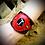 Thumbnail: Bracelet cuir/ pierre Septaria