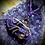 Thumbnail: Collier artisanal ave  Charoïte