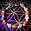 Thumbnail: Bracelet perles pierres: Serpentine, Hématite, Jaspe rouge