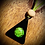 Thumbnail: Collier artisanal Pierre Mohave Green turquoise