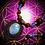Thumbnail: Collier «Mala ethnique» pendentif Pierre de lune, pierres naturelles variées
