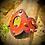 Thumbnail: Bracelet cuir/ cordon et pierre Atlantisite