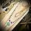 Thumbnail: Collier «mala» perles naturelles variées, pendentif Aventurine