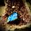 Thumbnail: Collier Labradorite bleue