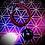 Thumbnail:  Bracelet cordon cuir tressé avec Tourmaline