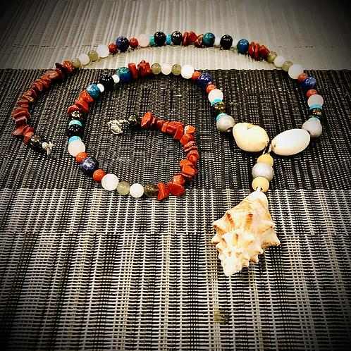 Collier des «100 perles»