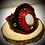 Thumbnail: Bracelet cuir noir pierre de lune