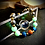 Thumbnail: Bracelet artisanal pierres naturelles variées