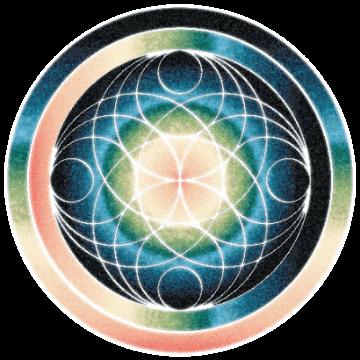 Sacred Geometry Mandalas.