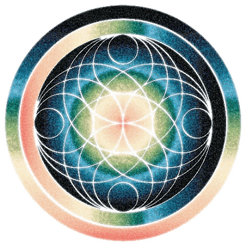 Range Of Circles (2014) by Infinite Path Art. Purchase here.