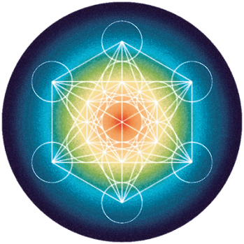 Metatron's Cube (2014) by Infinite Path Art. Purchase here.