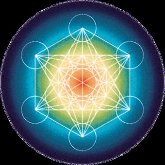 Original Vibration Boosting Artwork By Infinite Path Art.