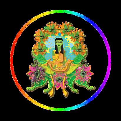 Original Meditation Artwork.