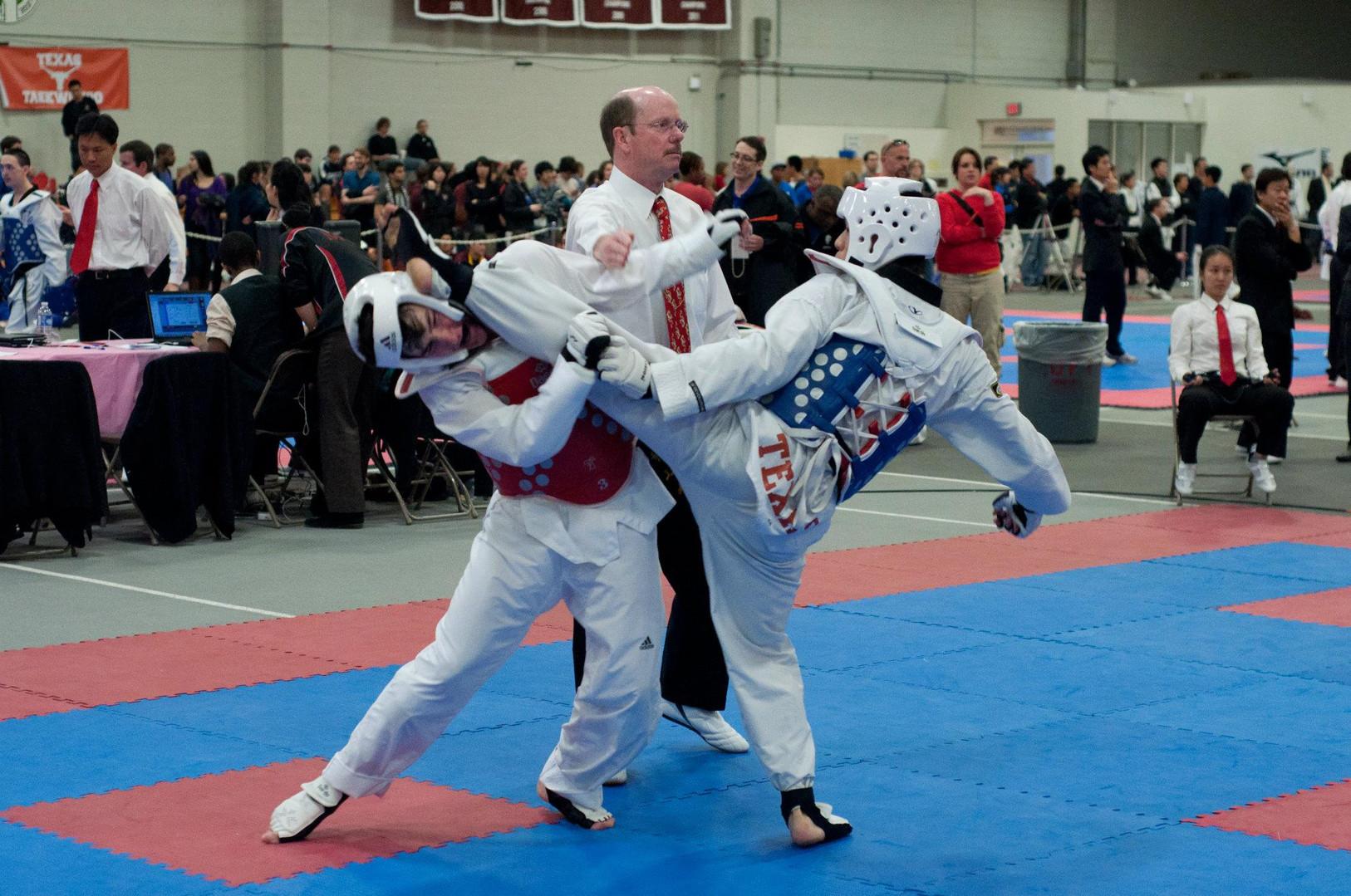 Taekwondo - Collegiate Nationals