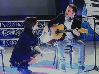 Le esibizioni di Max Marino & Sofia in diffusione internazionale --- Max Marino & Sofia'