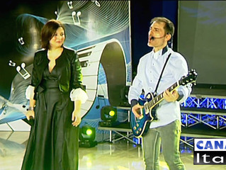 Max Marino & Sofia su Canale Italia