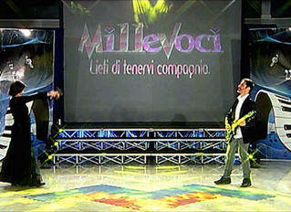Max&Sofia sulle TV italiane e su Sky --- Max&Sofia on Italian TV and Sky broadcasting