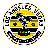 LA Vegas and The Best of the West logo c