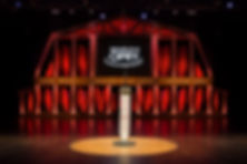 Grand Ole Opry House Stage, Red (Credit