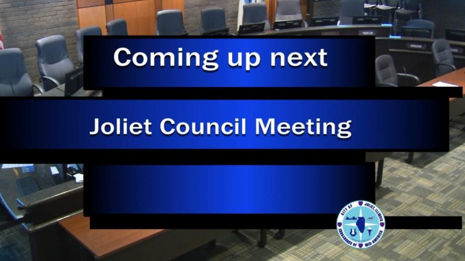 Joliet AWSP City Council Workshop - December 17, 2020