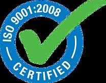 ได้รับมาตรฐาน ISO 9001:2008
