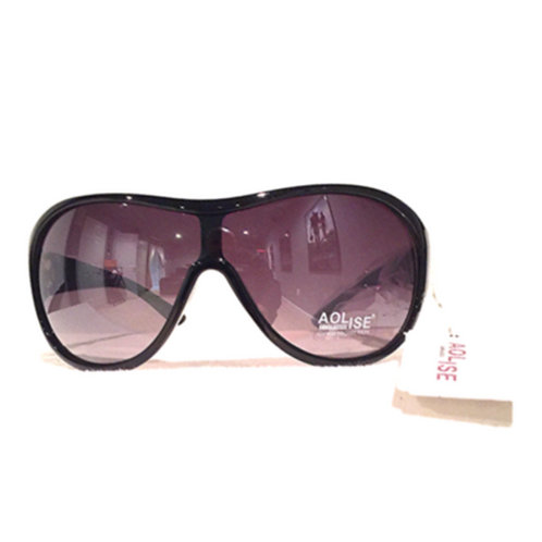 BLACK AOLISE SHADES w/Butterfly Hinge