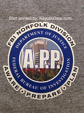 Aware prepare and plan division shirts