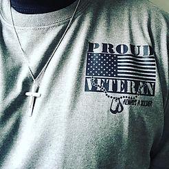 Proud Veteran Military