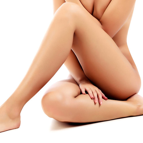 SIX SESSIONS OF LASER HAIR REMOVAL HALF LEGS, UNDEARMS AND BIKINI LINE