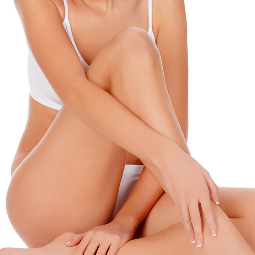 SIX SESSIONS OF LASER HAIR REMOVAL HALF LOWER LEGS