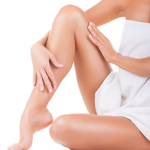 SIX SESSIONS OF LASER HAIR REMOVAL HALF UPPER LEGS