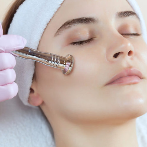 THREE MICRODERMABRASION FACIAL WITH CUSTOMIZED MASK