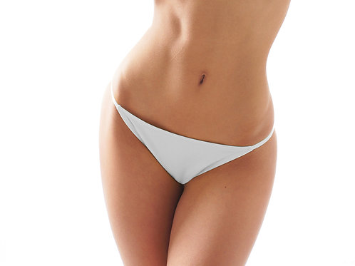 SIX SESSIONS OF LASER HAIR REMOVAL FULL BRAZILIAN, UNDERAMRS