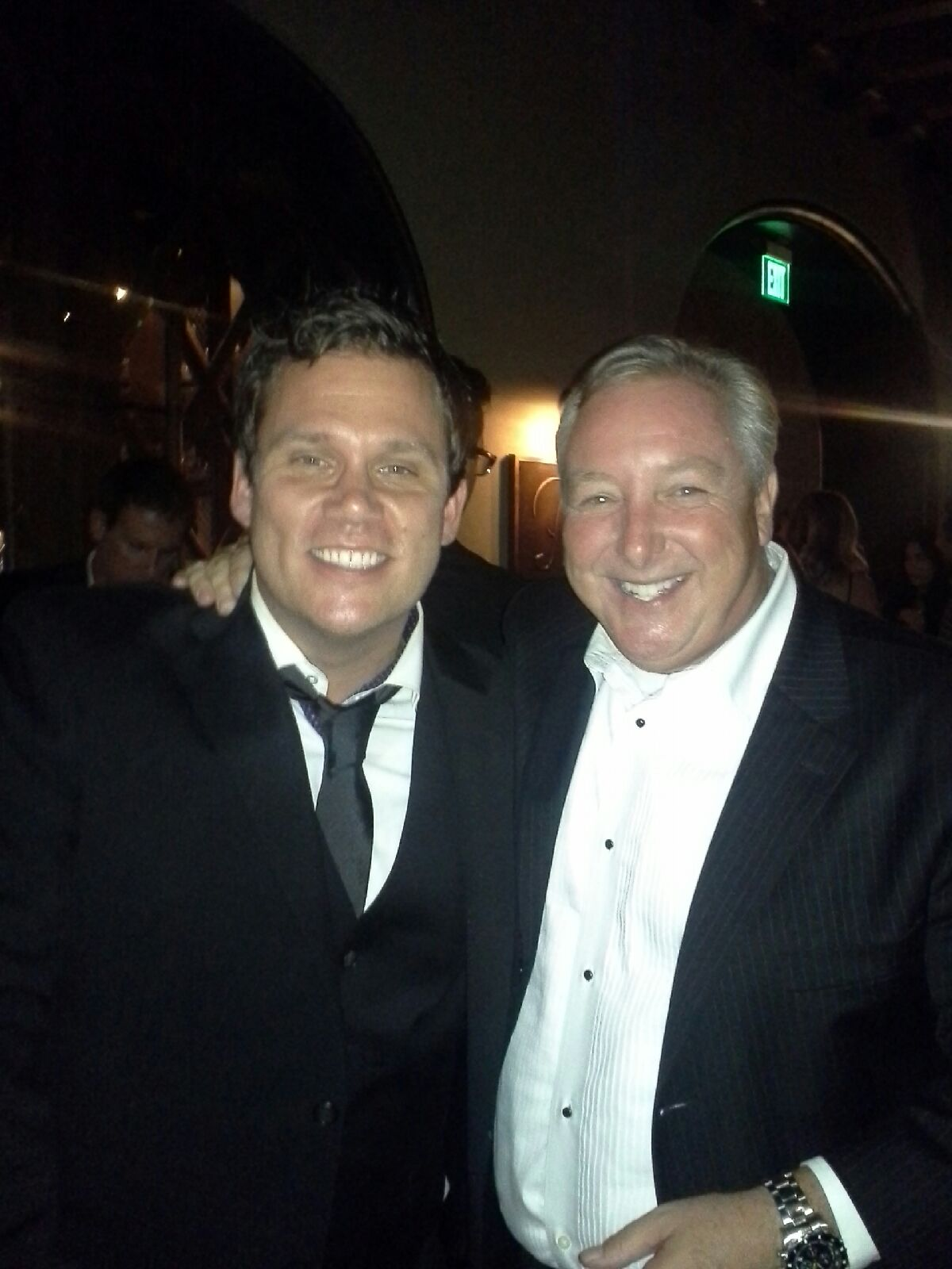 Bob Guiney and Jim