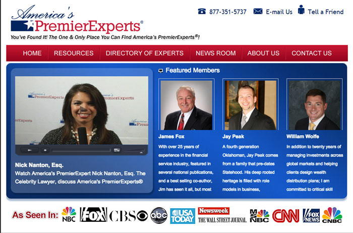 America's Premier Experts