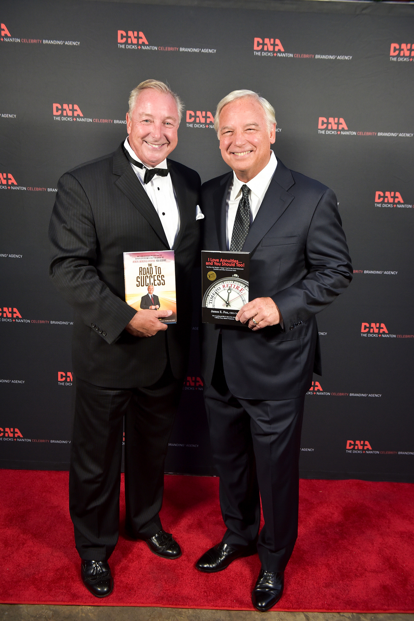 Jim with Jack Canfield
