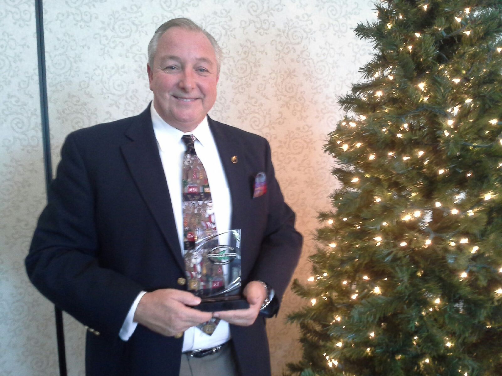 "Chamber ""Member of the Year"" Award"