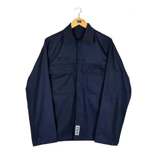 Navy TRM Essential Chore Jacket