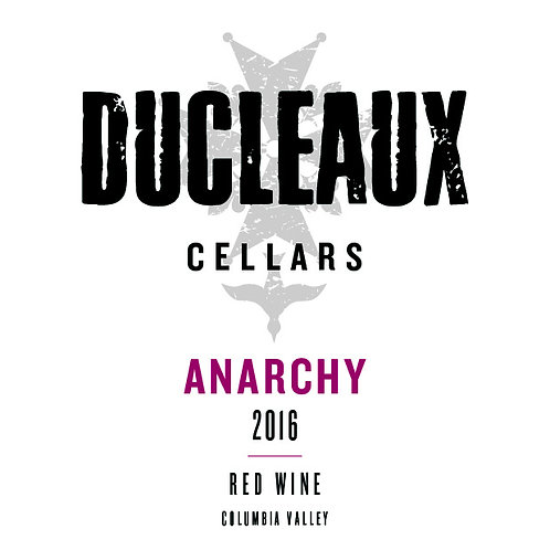 2016 Ducleaux Cellars Anarchy