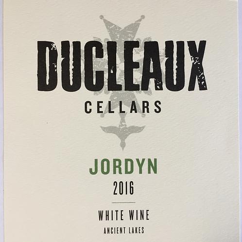 2016 Ducleaux Cellars Jordyn